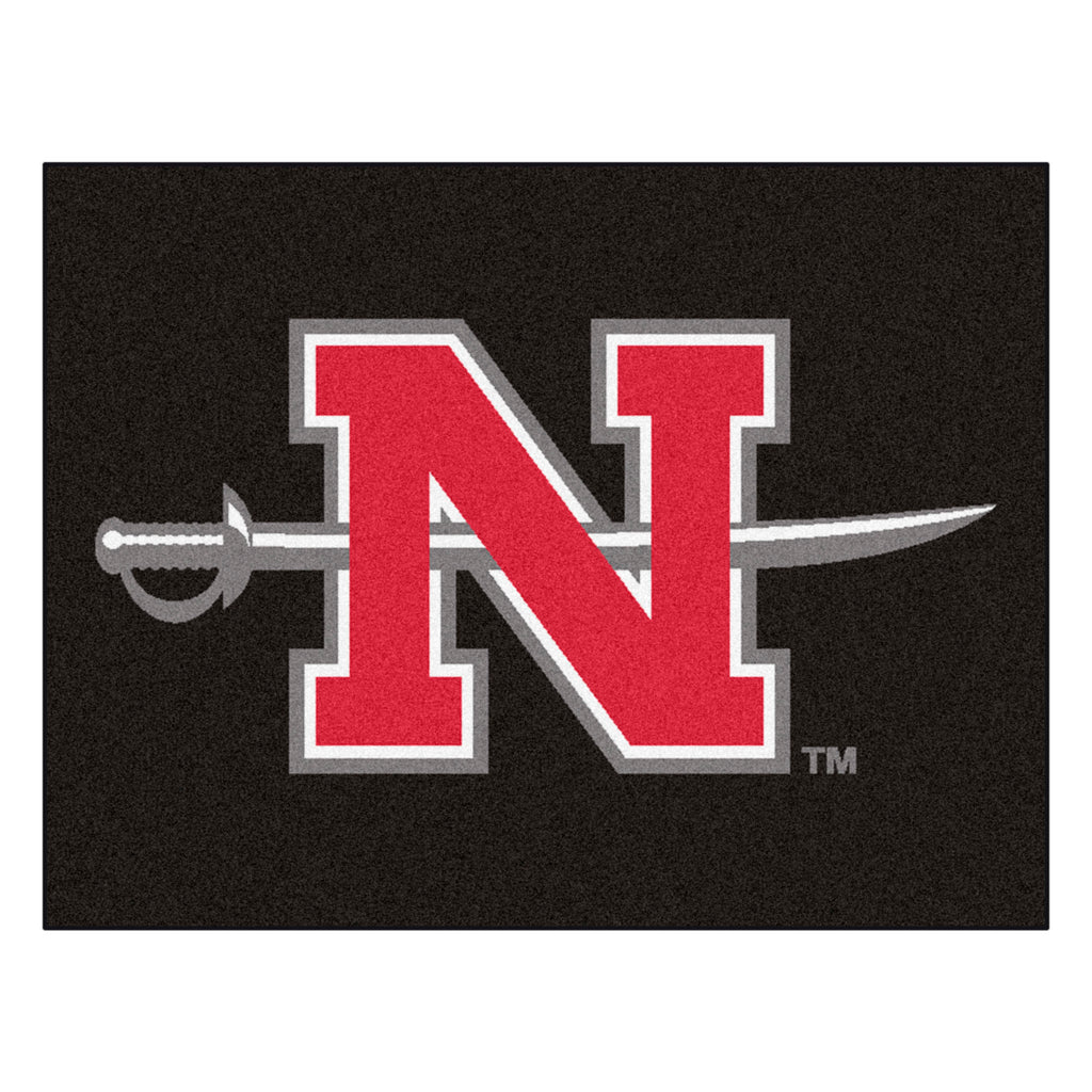 "Nicholls State University All-Star Mat 33.75""x42.5"""