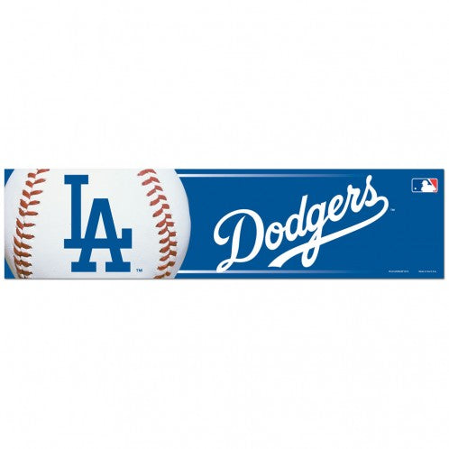 Los Angeles Dodgers Bumper Sticker
