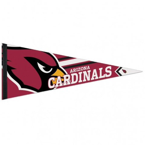 Arizona Cardinals Pennant 12x30 Premium Style - Special Order
