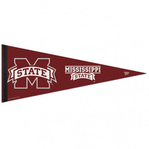 Mississippi State Bulldogs Pennant 12x30 Premium Style