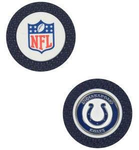 Indianapolis Colts Golf Chip with Marker