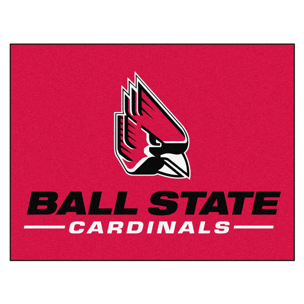 "Ball State University All-Star Mat 33.75""x42.5"""