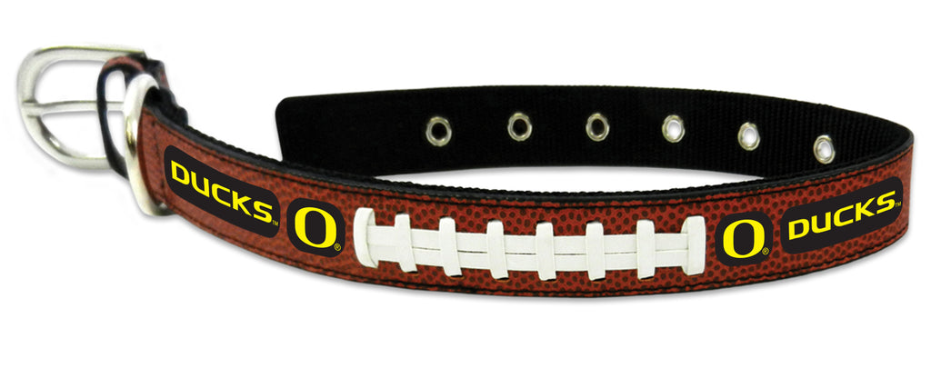 Oregon Ducks Dog Collar - Medium
