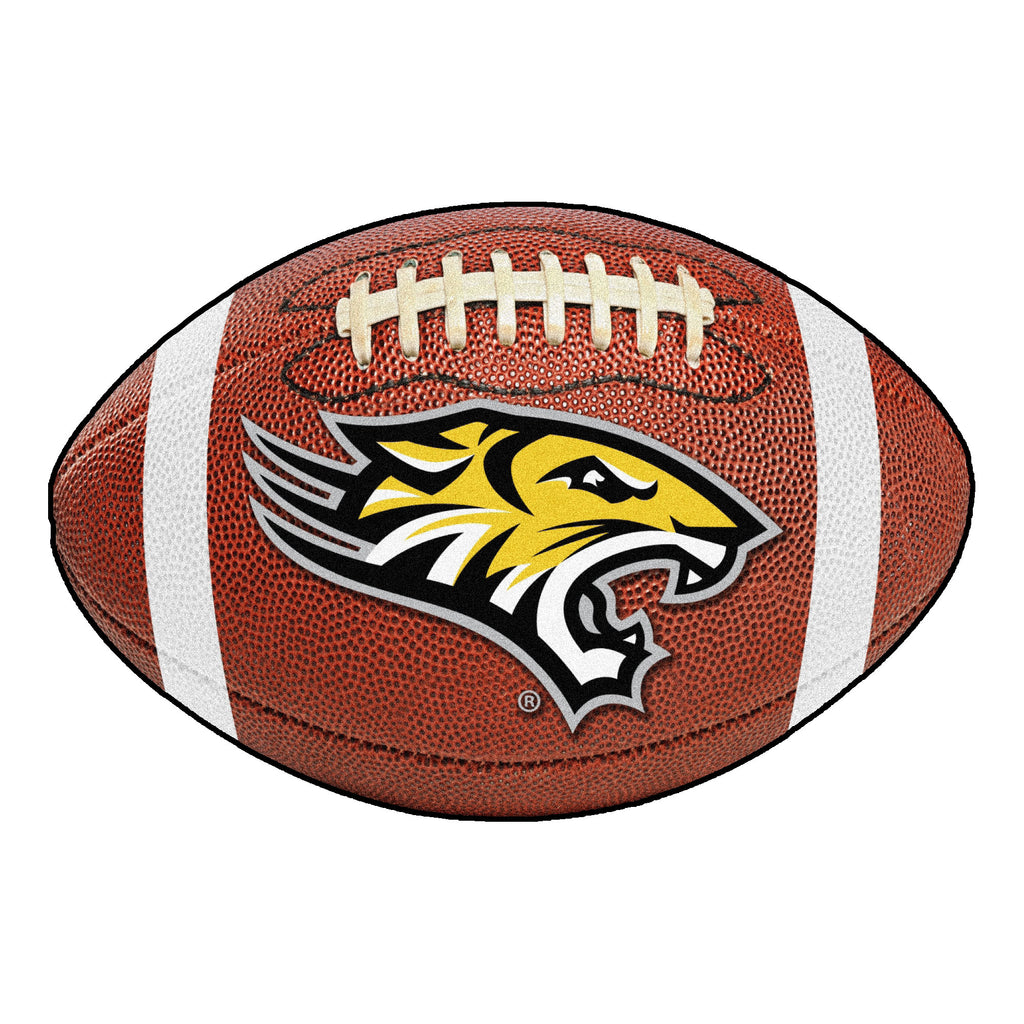 "Towson University Football Mat 20.5""x32.5"""