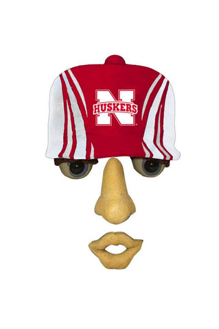 Nebraska Cornhuskers Forest Face