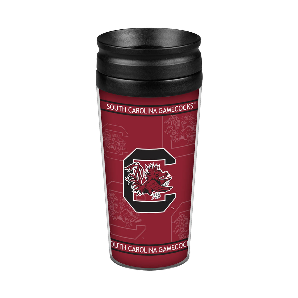 South Carolina Gamecocks 14oz. Full Wrap Travel Mug