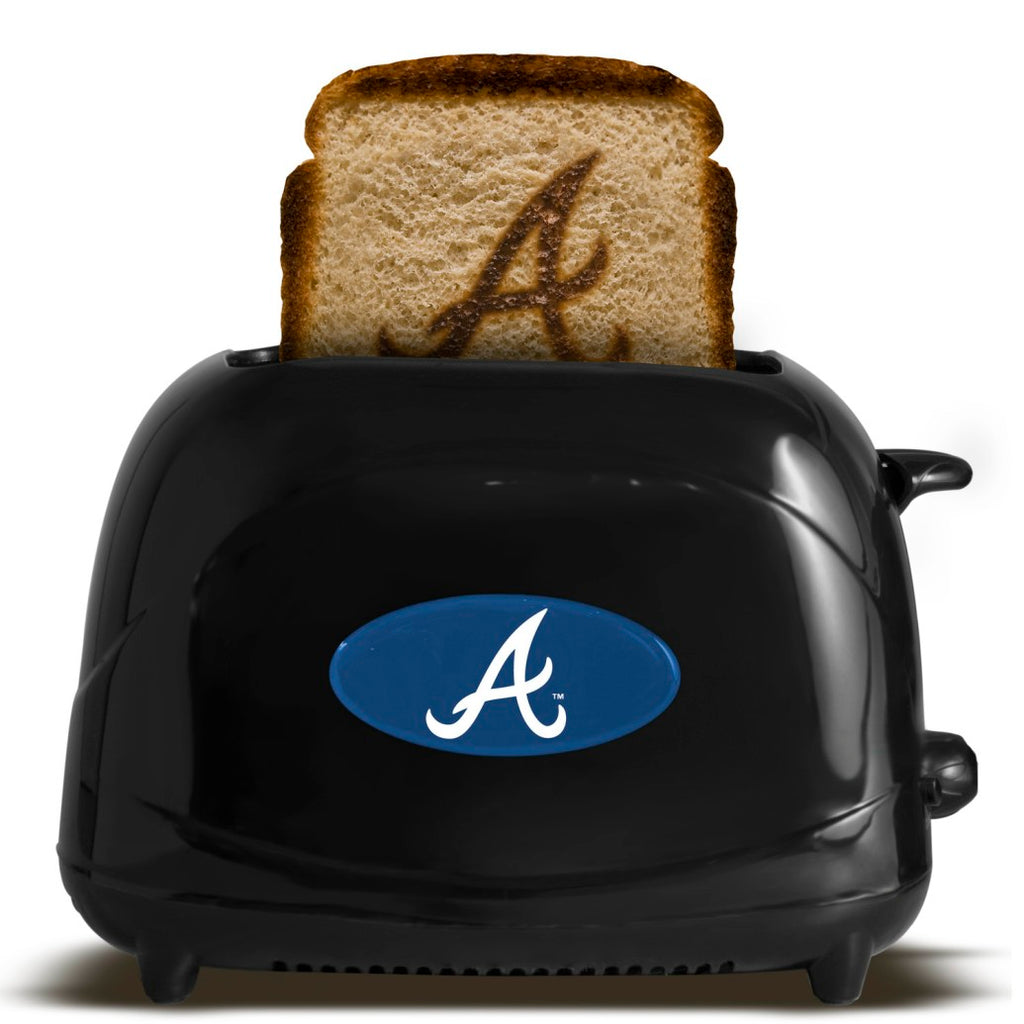 Atlanta Braves Toaster Black