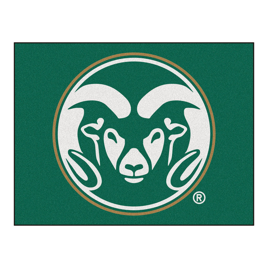 "Colorado State University All-Star Mat 33.75""x42.5"""