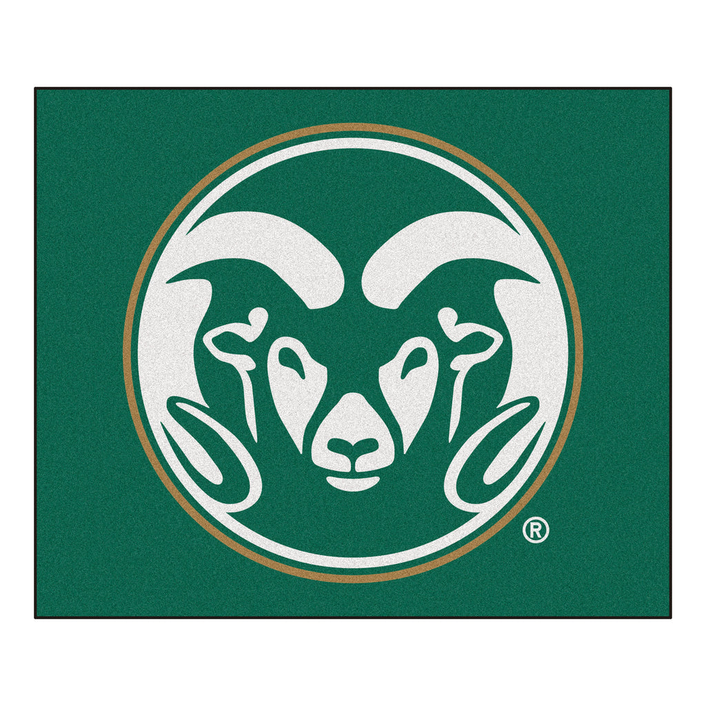"Colorado State University Tailgater Mat 59.5""x71"""