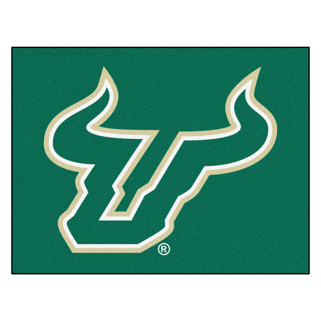 "University of South Florida All-Star Mat 33.75""x42.5"""