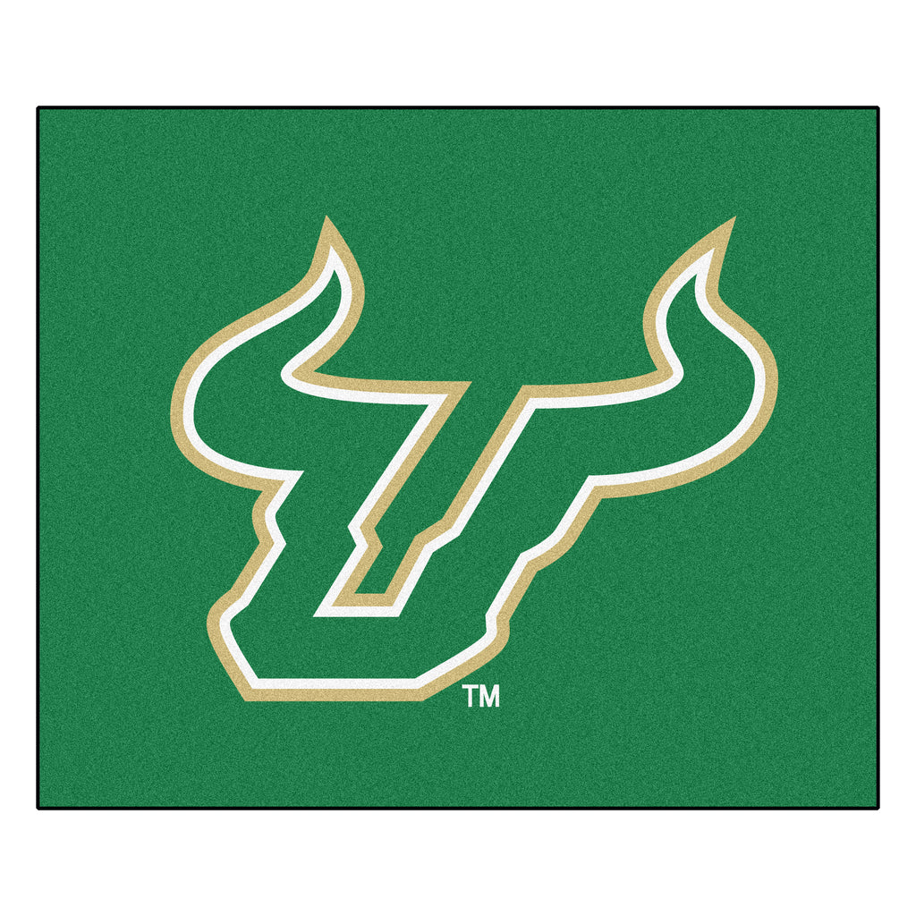 "University of South Florida Tailgater Mat 59.5""x71"""