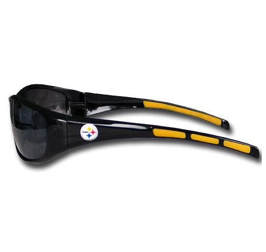 Pittsburgh Steelers Sunglasses - Wrap