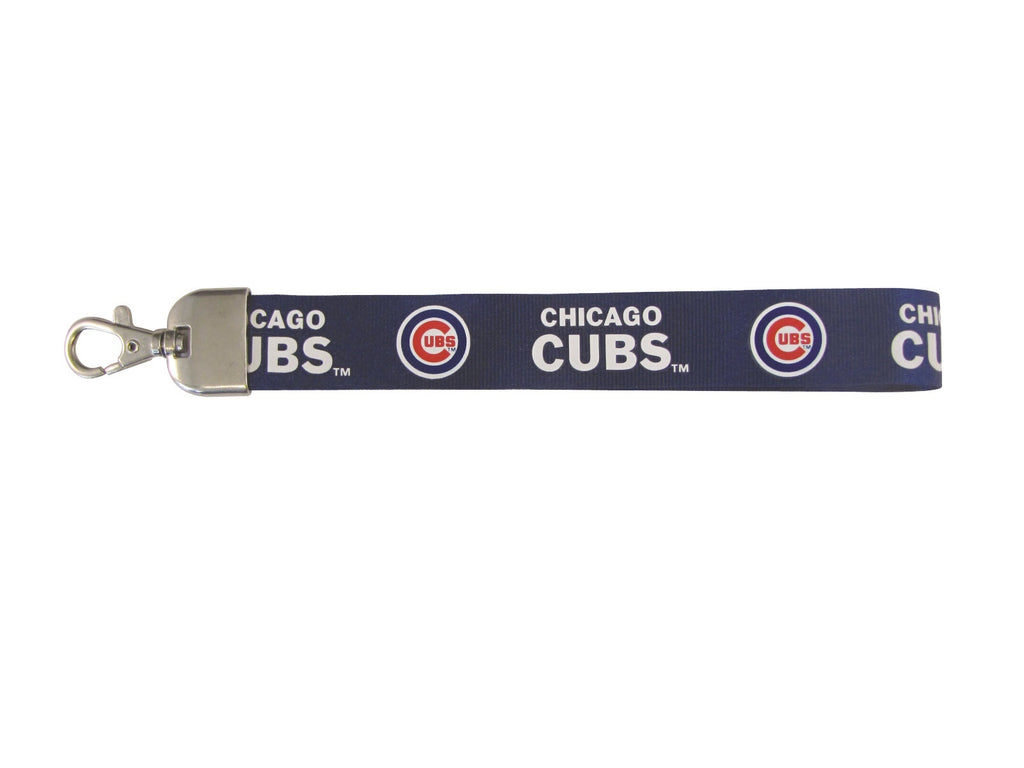 Chicago Cubs Lanyard Wristlet Style