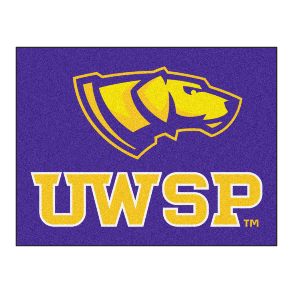 "University of Wisconsin-Stevens Point All-Star Mat 33.75""x42.5"""