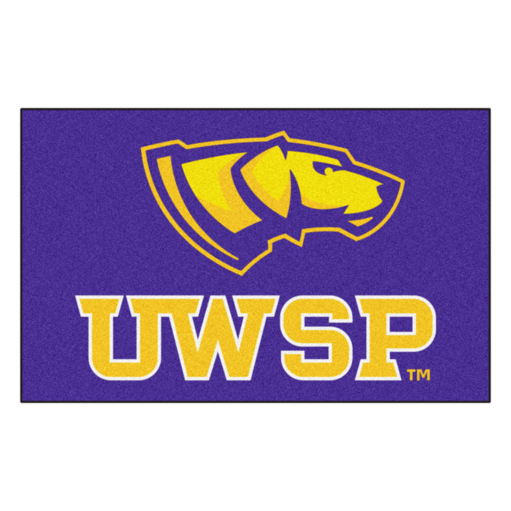"University of Wisconsin-Stevens Point Ulti-Mat 59.5""x94.5"""