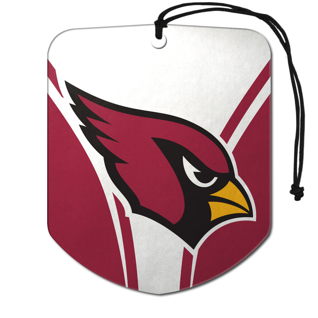 "NFL - Arizona Cardinals Air Freshener 2-pk 2.75"" x 3.5"" - Cardinals Primary Logo"