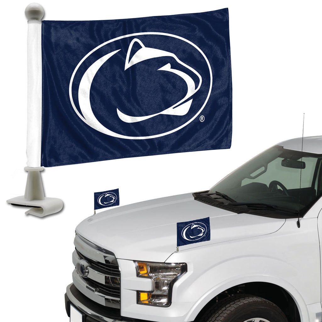 "Penn State Ambassador Flags 4"" x 6"" - ""Nittany Lion"" Primary Logo"