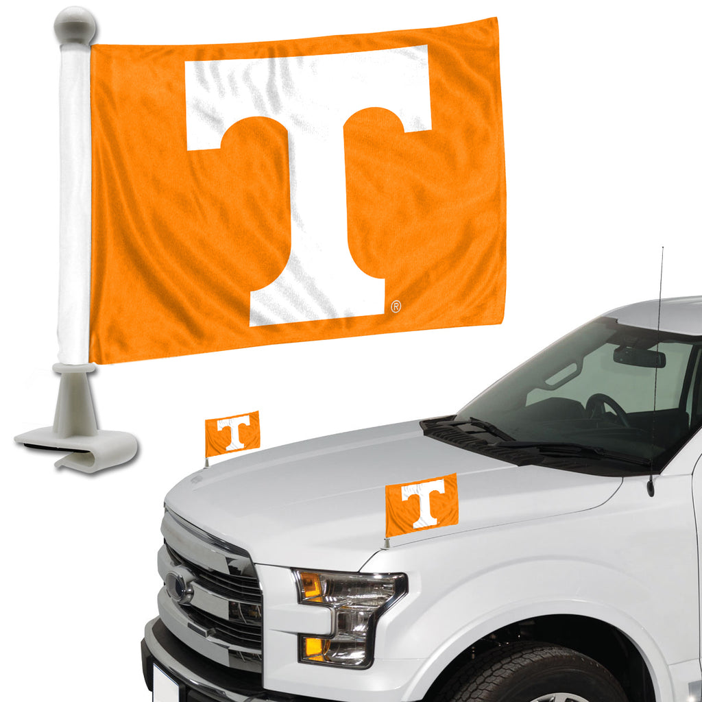 "University of Tennessee Ambassador Flags 4"" x 6"" - ""Power T"" Primary Logo"