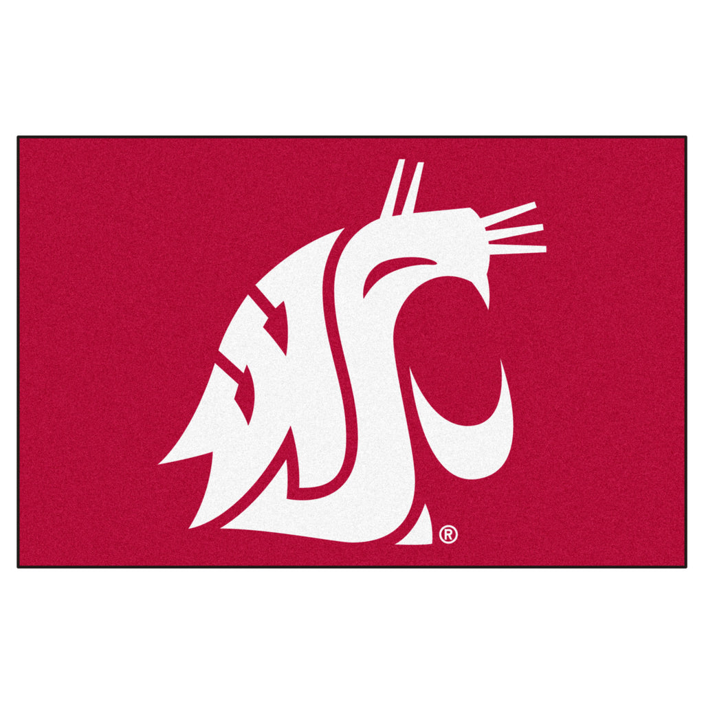 "Washington State University Starter Mat 19""x30"""