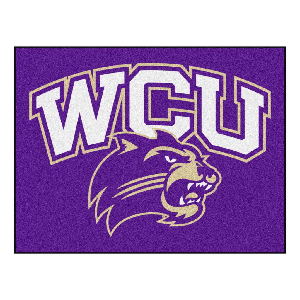 "Western Carolina University All-Star Mat 33.75""x42.5"""