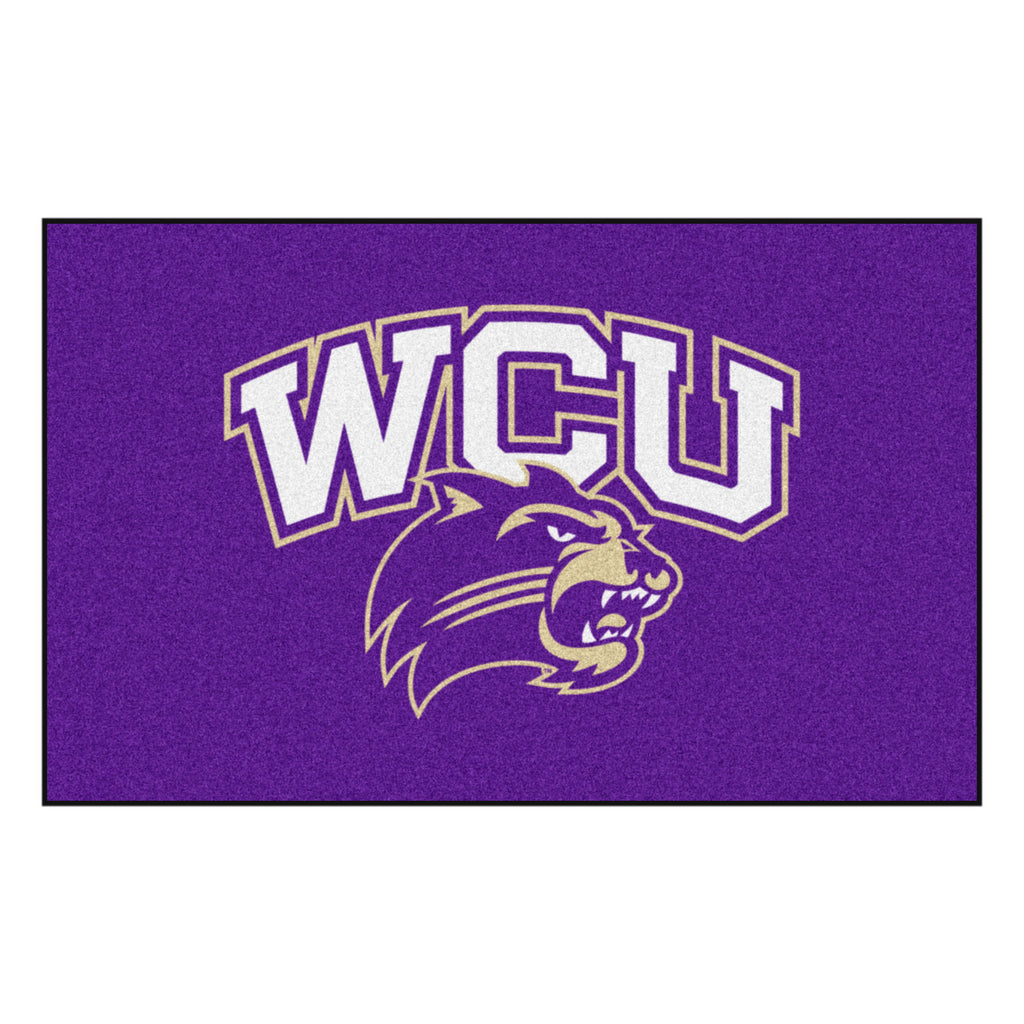 "Western Carolina University Ulti-Mat 59.5""x94.5"""