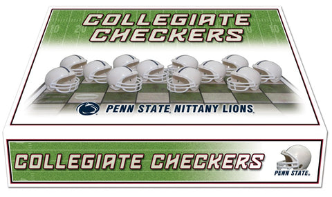 Penn State Nittany Lions Checker Set