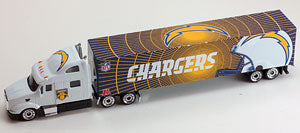 San Diego Chargers 1:80 2011 Tractor Trailer