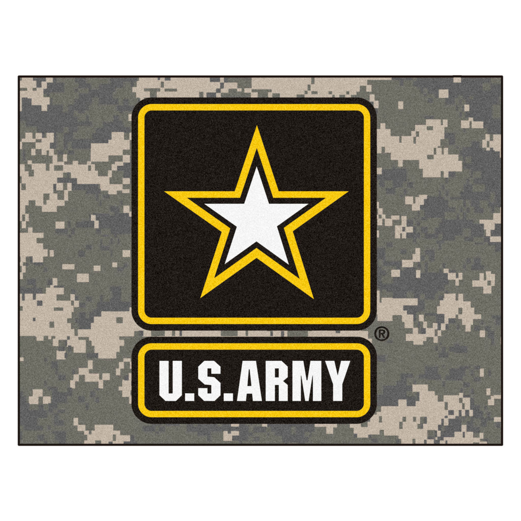 "U.S. Army All-Star Mat 33.75""x42.5"""