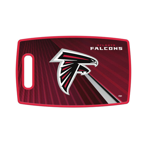 Atlanta Falcons Cutting Board Large