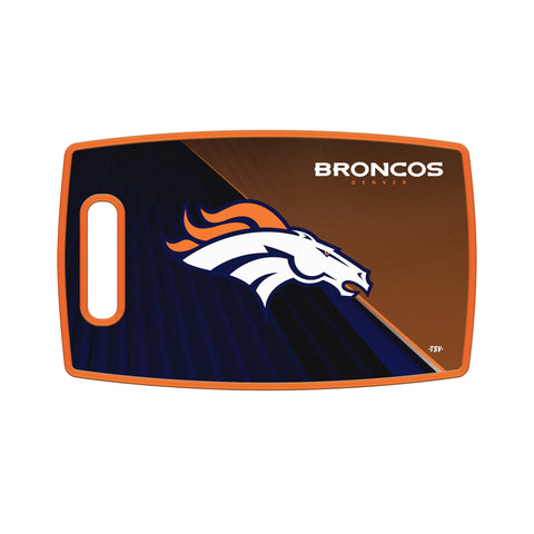 Denver Broncos Cutting Board Large
