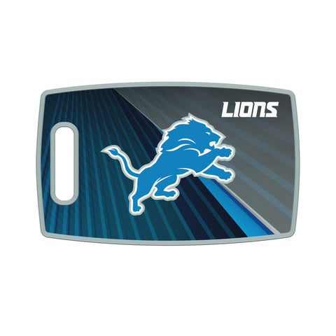 Detroit Lions Cutting Board Large