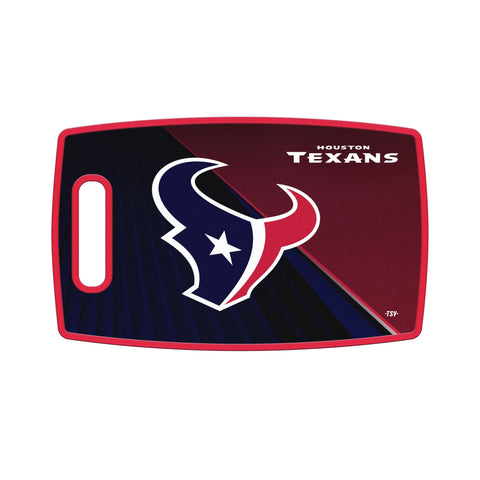 Houston Texans Cutting Board Large