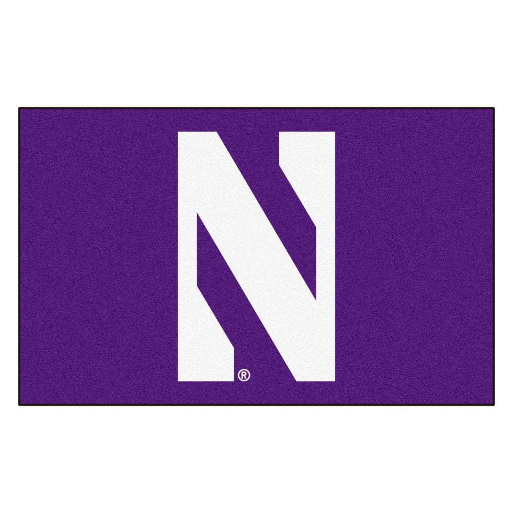 "Northwestern University Ulti-Mat 59.5""x94.5"""