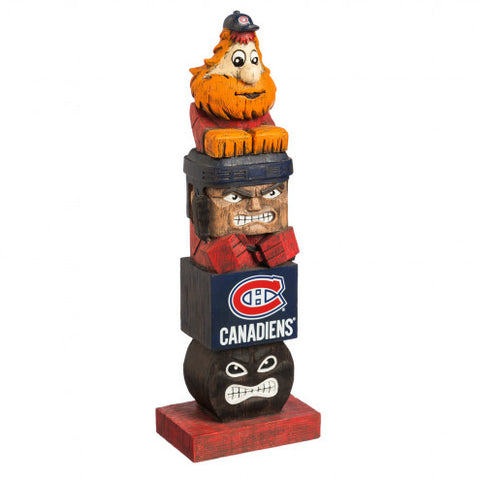 Montreal Canadiens Tiki Totem - Special Order