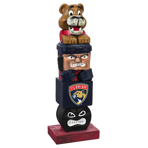 Florida Panthers Tiki Totem