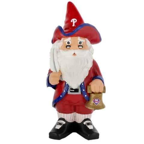 "Philadelphia Phillies Garden Gnome - 11"" Thematic"