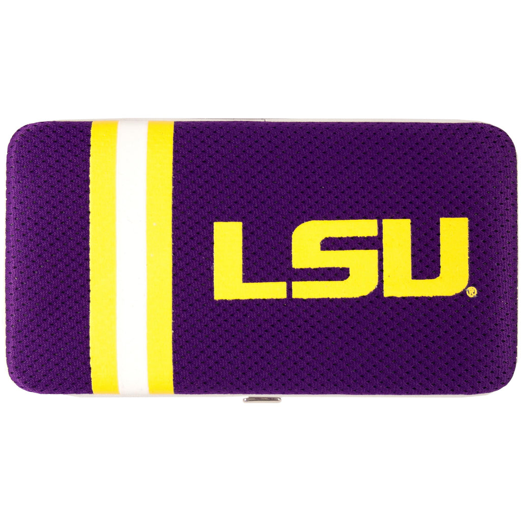 LSU Tigers Shell Mesh Wallet - 2103 Style