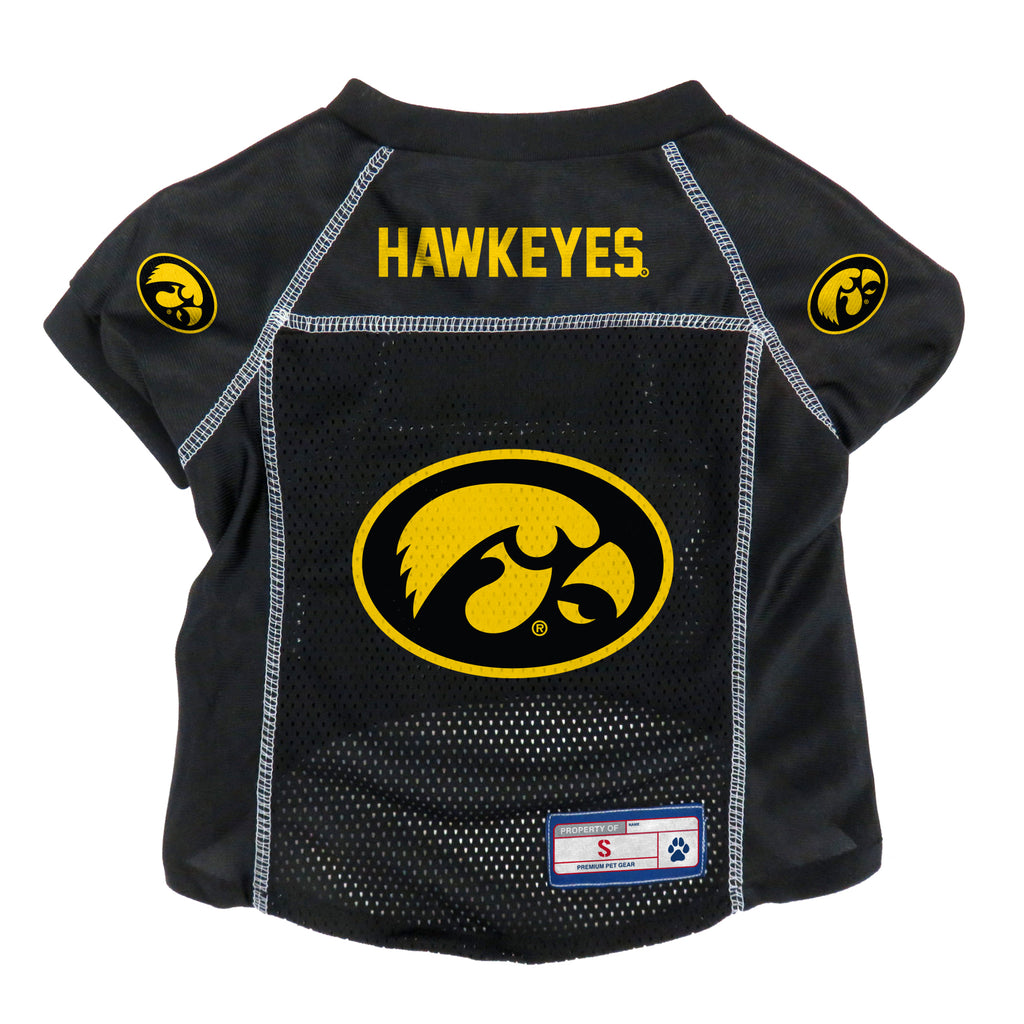 Iowa Hawkeyes Pet Jersey Size S