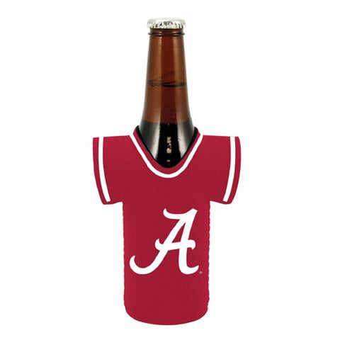 Alabama Crimson Tide Bottle Jersey Holder Red