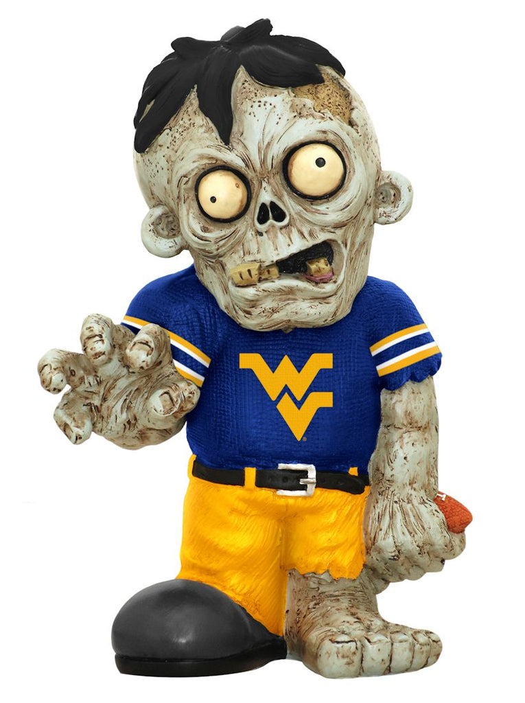 West Virginia Mountaineers Zombie Figurine