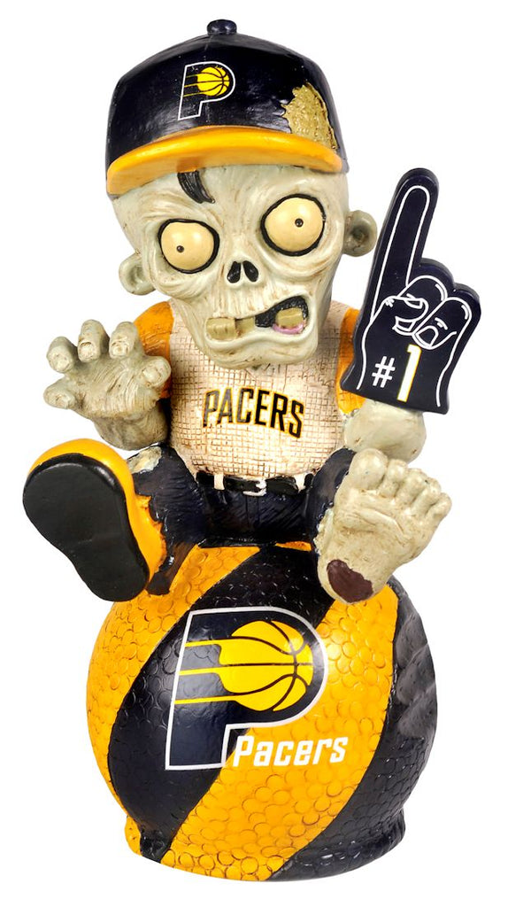 Indiana Pacers Zombie Figurine - Thematic