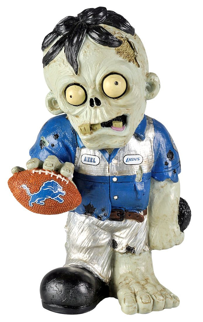 Detroit Lions Thematic Zombie Figurine