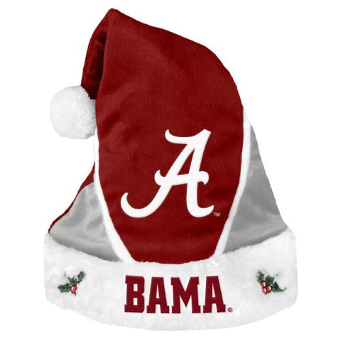 Alabama Crimson Tide Santa Hat Colorblock - Special Order