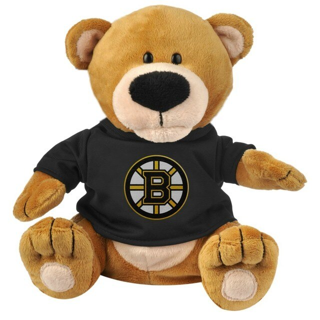 Boston Bruins Loud Mouth Mascot