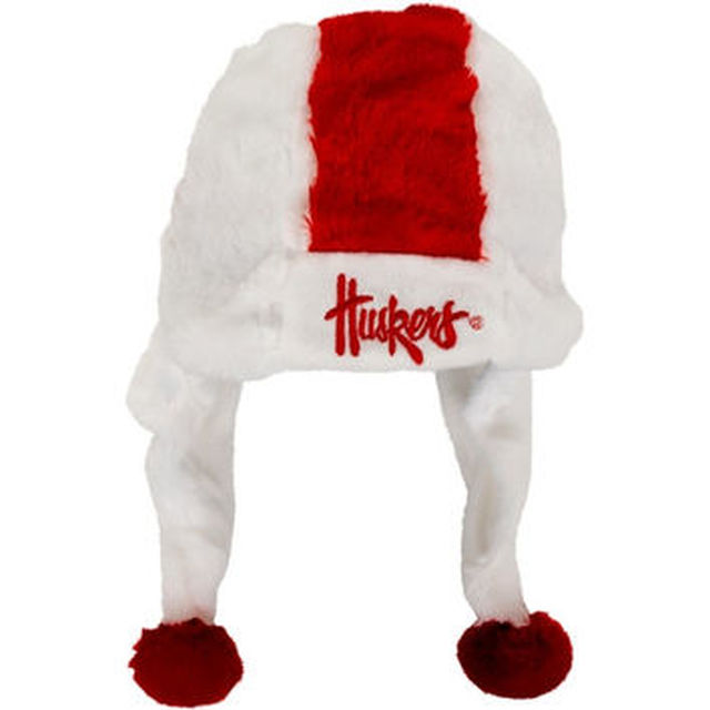 Nebraska Cornhuskers Helmet Dangle Hat