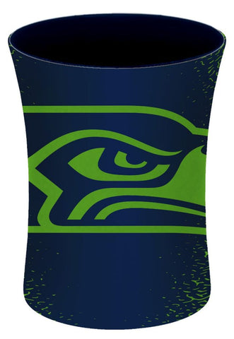 Seattle Seahawks Coffee Mug 14oz Mocha Style (4 Pack)