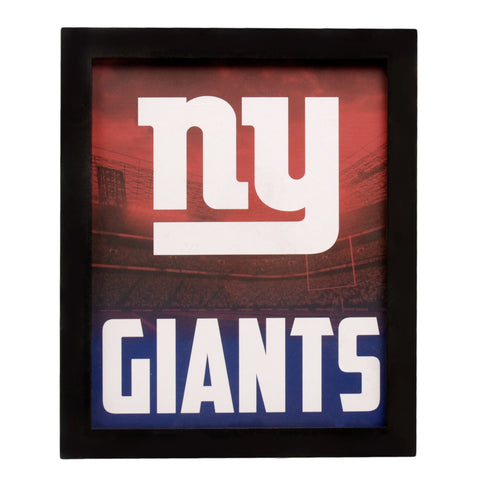 New York Giants Sign Light Up Wall Style