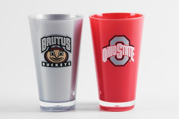 Ohio State Buckeyes Tumblers - Set of 2 (20 oz)