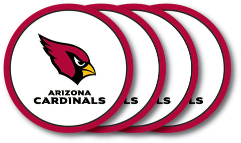Arizona Cardinals Coaster 4 Pack Set