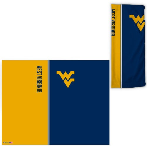 West Virginia Mountaineers Fan Wrap Face Covering